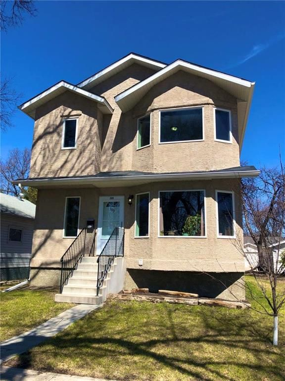 FEATURED LISTING: 309 Melbourne Avenue Winnipeg