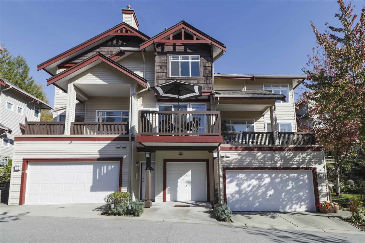 "Main Photo: 61 15 FOREST PARK Way in Port Moody: Heritage Woods PM Townhouse for sale in ""DISCOVERY RIDGE"" : MLS®# R2412344"