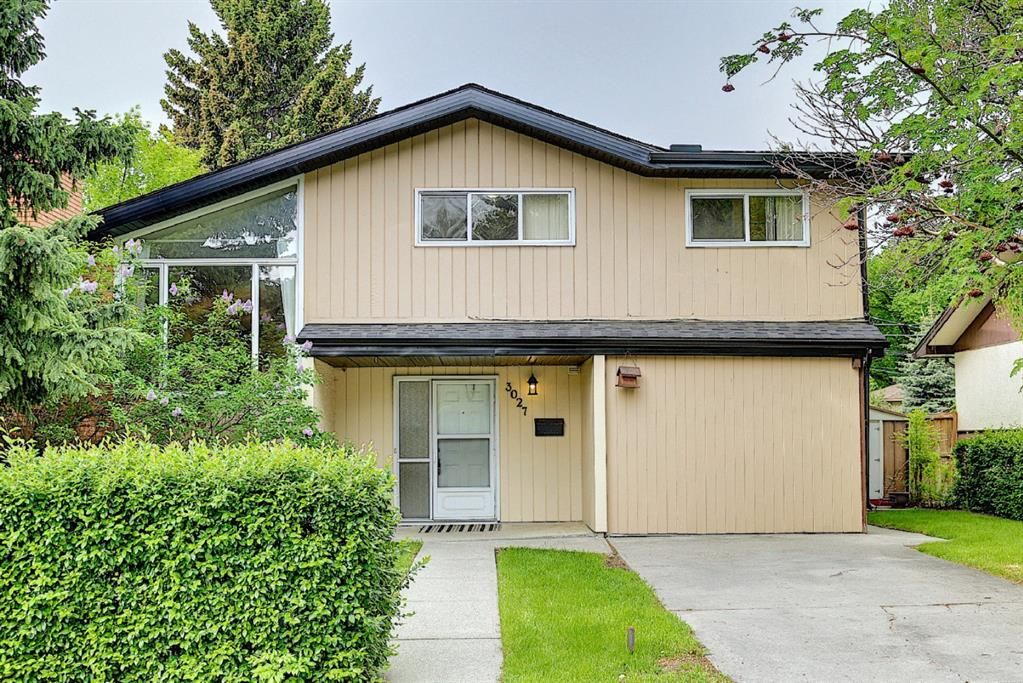 Main Photo: 3027 Beil Avenue NW in Calgary: Brentwood Detached for sale : MLS®# A1117156