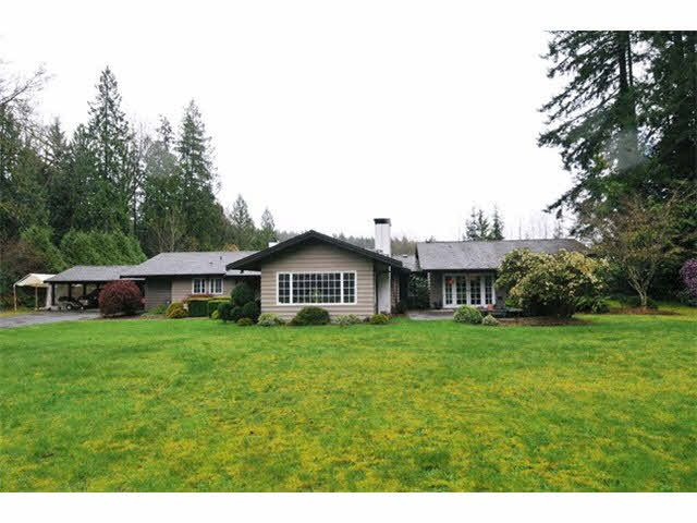Main Photo: 13586 232ND Street in Maple Ridge: Silver Valley House for sale : MLS®# V1111562