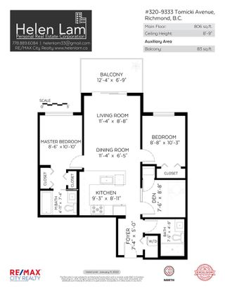 """Photo 24: 320 9333 TOMICKI Avenue in Richmond: West Cambie Condo for sale in """"OMEGA"""" : MLS®# R2583619"""
