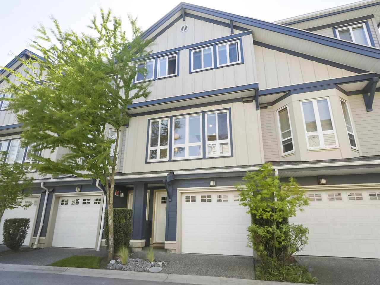 Main Photo: 6 160 PEMBINA STREET in New Westminster: Queensborough Townhouse for sale : MLS®# R2369111