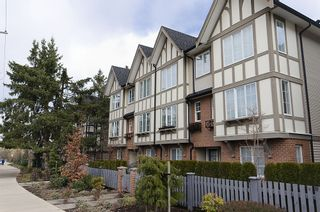 """Photo 1: 84 20875 80TH Avenue in Langley: Willoughby Heights Townhouse for sale in """"PEPPERWOOD"""" : MLS®# F1203721"""