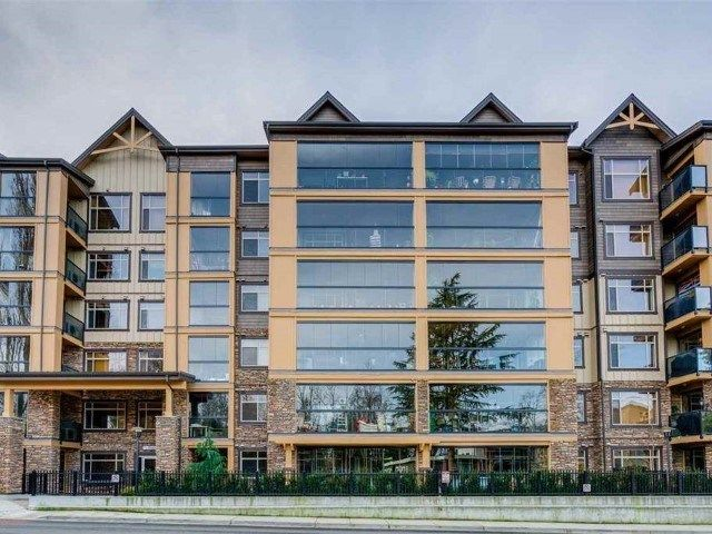"""Main Photo: 602B 8157 207 Street in Langley: Willoughby Heights Condo for sale in """"Yorkson Creek Parkside 2"""" : MLS®# R2535231"""