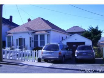 Main Photo: 812 Russell St in VICTORIA: VW Victoria West House for sale (Victoria West)  : MLS®# 508602
