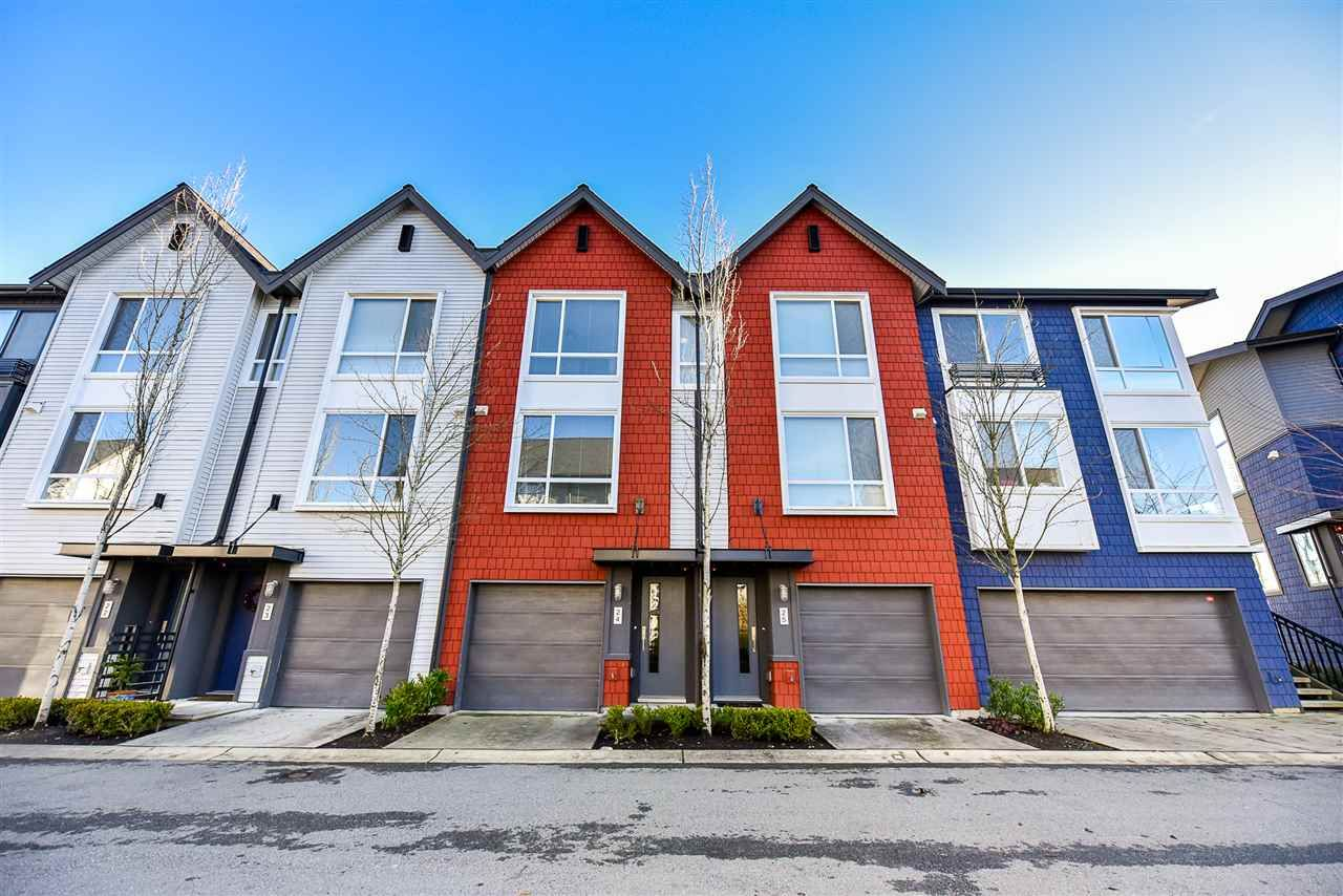 """Main Photo: 24 2310 RANGER Lane in Port Coquitlam: Riverwood Townhouse for sale in """"Fremont Blue"""" : MLS®# R2421395"""
