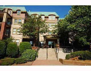 """Photo 1: 410 1591 BOOTH Avenue in Coquitlam: Maillardville Condo for sale in """"LE LAURENTIAN"""" : MLS®# V751480"""