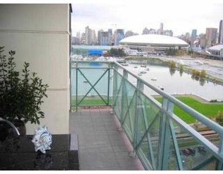 """Photo 5: 1603 1188 QUEBEC ST in Vancouver: Mount Pleasant VE Condo for sale in """"CITY GATE"""" (Vancouver East)  : MLS®# V556108"""