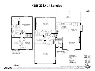 Photo 40: 4686 208A Street in Langley: Langley City House for sale : MLS®# R2555013