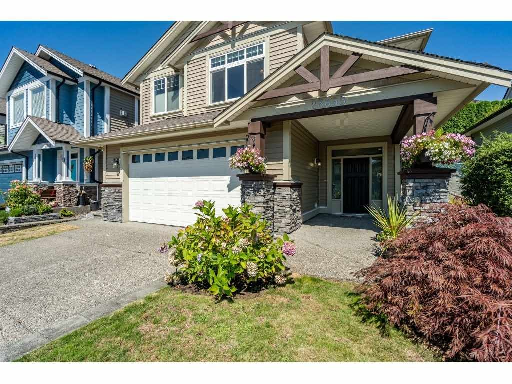Main Photo: 23655 BRYANT Drive in Maple Ridge: Silver Valley House for sale : MLS®# R2488361
