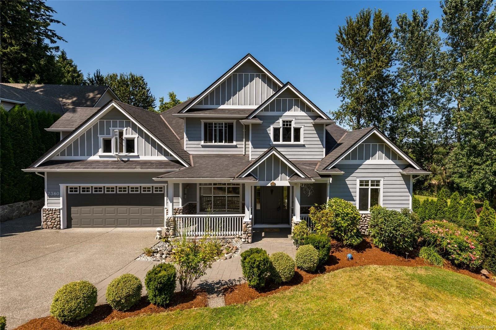 Main Photo: 7380 Ridgedown Crt in : CS Saanichton House for sale (Central Saanich)  : MLS®# 851047