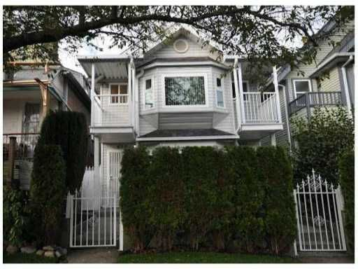 Main Photo: 635 E PENDER ST in Vancouver: Mount Pleasant VE Condo for sale (Vancouver East)  : MLS®# V1039999