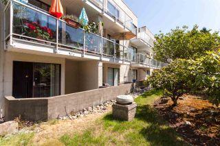 "Photo 1: 111 830 E 7TH Avenue in Vancouver: Mount Pleasant VE Condo for sale in ""FAIRFAX"" (Vancouver East)  : MLS®# R2287868"