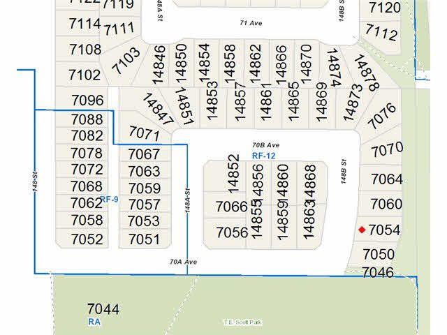 Main Photo: 7054 148B Street in Surrey: East Newton Land for sale : MLS®# F1433113