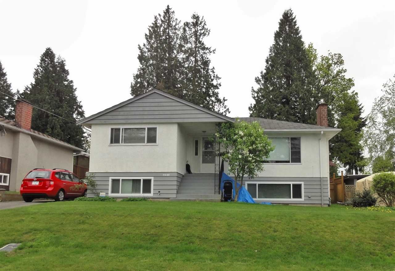 """Main Photo: 11480 96A Avenue in Surrey: Royal Heights House for sale in """"Royal Heights"""" (North Surrey)  : MLS®# R2060116"""