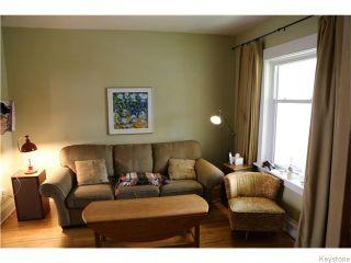 Photo 2: 753 Fleet Avenue in Winnipeg: Single Family Detached for sale : MLS®# 1611573