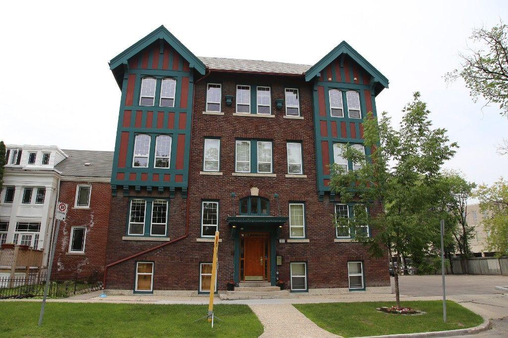 Photo 35: Photos: 5 272 Home Street in Winnipeg: Wolseley Apartment for sale (West Winnipeg)  : MLS®# 1416861