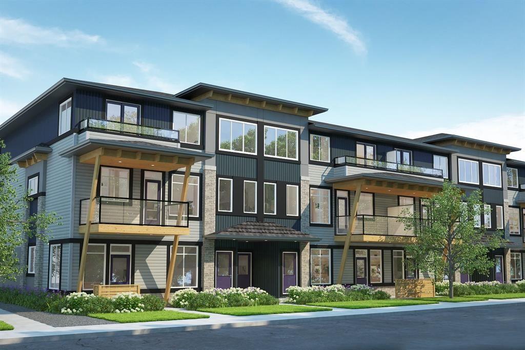 Main Photo: 809 10060 46 Street NE in Calgary: Saddle Ridge Row/Townhouse for sale : MLS®# A1139883