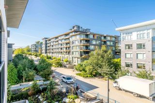 """Photo 2: 404 9228 SLOPES Mews in Burnaby: Simon Fraser Univer. Condo for sale in """"FRASER BY MOSAIC"""" (Burnaby North)  : MLS®# R2622126"""