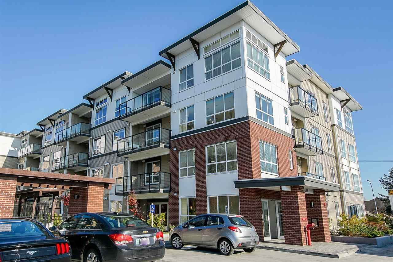 "Main Photo: 201 6438 195A Street in Surrey: Clayton Condo for sale in ""Yale Bloc 2"" (Cloverdale)  : MLS®# R2424572"
