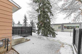 Photo 41: 17357 85 Avenue in Edmonton: Zone 20 Townhouse for sale : MLS®# E4223023