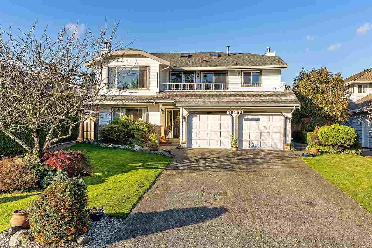 """Main Photo: 16163 8A Avenue in Surrey: King George Corridor House for sale in """"McNally Creek"""" (South Surrey White Rock)  : MLS®# R2321441"""