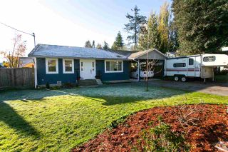 "Photo 1: 33906 VICTORY Boulevard in Abbotsford: Central Abbotsford House for sale in ""Alexander Elem"" : MLS®# R2317015"
