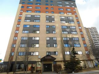 Photo 1: 507 9710 105 Street in Edmonton: Zone 12 Condo for sale : MLS®# E4236897