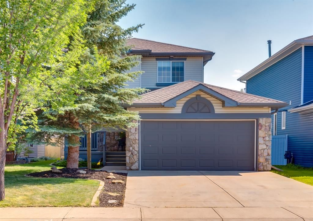 Main Photo: 735 Coopers Drive SW: Airdrie Detached for sale : MLS®# A1132442