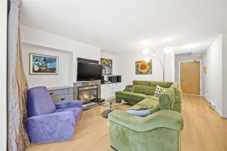 """Photo 3: 1476 W 5TH Avenue in Vancouver: False Creek Townhouse for sale in """"CARRARA OF PORTICO VILLAGE"""" (Vancouver West)  : MLS®# R2590308"""