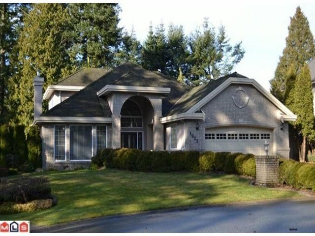 """Main Photo: 1625 134TH Street in Surrey: Crescent Bch Ocean Pk. House for sale in """"AMBLEGREEN"""" (South Surrey White Rock)  : MLS®# F1107489"""