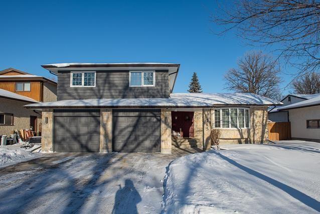 Main Photo: 143 Barker Boulevard in Winnipeg: River West Park Residential for sale (1F)  : MLS®# 1932836