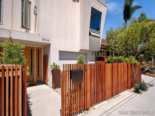 Photo 4: Townhouse for sale : 3 bedrooms : 3804 Herbert St in San Diego