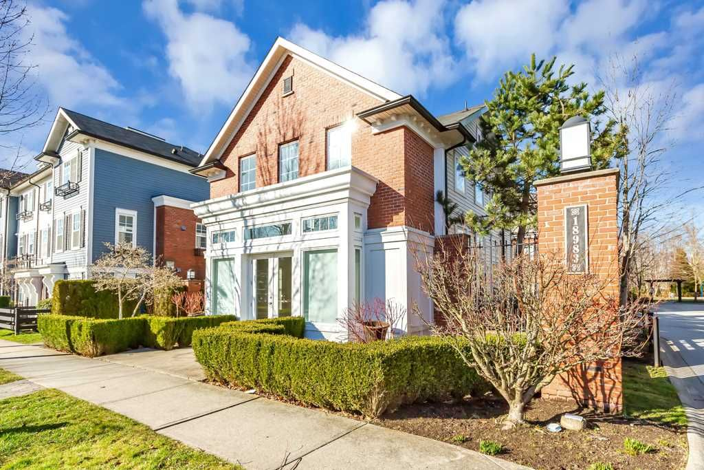 """Main Photo: 2 18983 72A Avenue in Surrey: Clayton Townhouse for sale in """"KEW"""" (Cloverdale)  : MLS®# R2549117"""