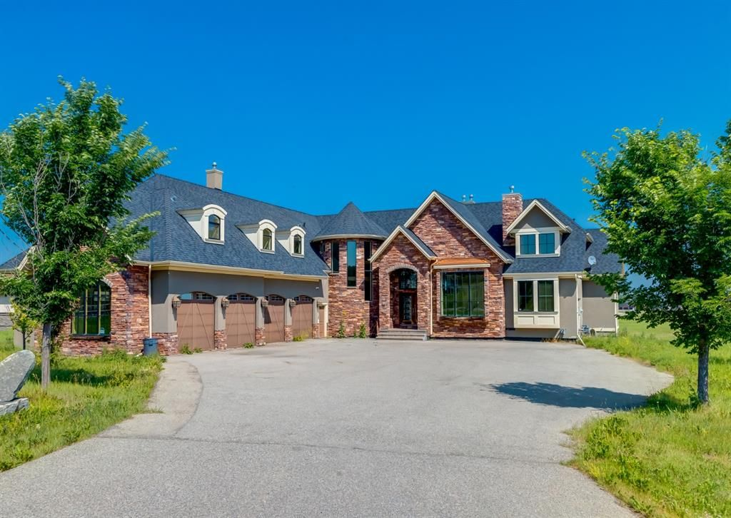 Main Photo: 128 Grizzly Rise in Rural Rocky View County: Rural Rocky View MD Detached for sale : MLS®# A1129528