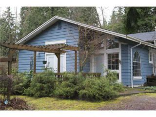 Photo 1: 11242 272ND STREET in MAPLE RIDGE: Home for sale