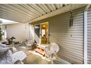 """Photo 33: 144 9080 198 Street in Langley: Walnut Grove Manufactured Home for sale in """"Forest Green Estates"""" : MLS®# R2547328"""