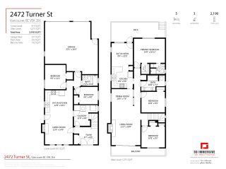 Photo 27: 2472 TURNER Street in Vancouver: Renfrew VE House for sale (Vancouver East)  : MLS®# R2571581