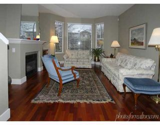 """Photo 3: 832 W 15TH Ave in Vancouver: Fairview VW Townhouse for sale in """"REDBRICKS"""" (Vancouver West)  : MLS®# V626740"""