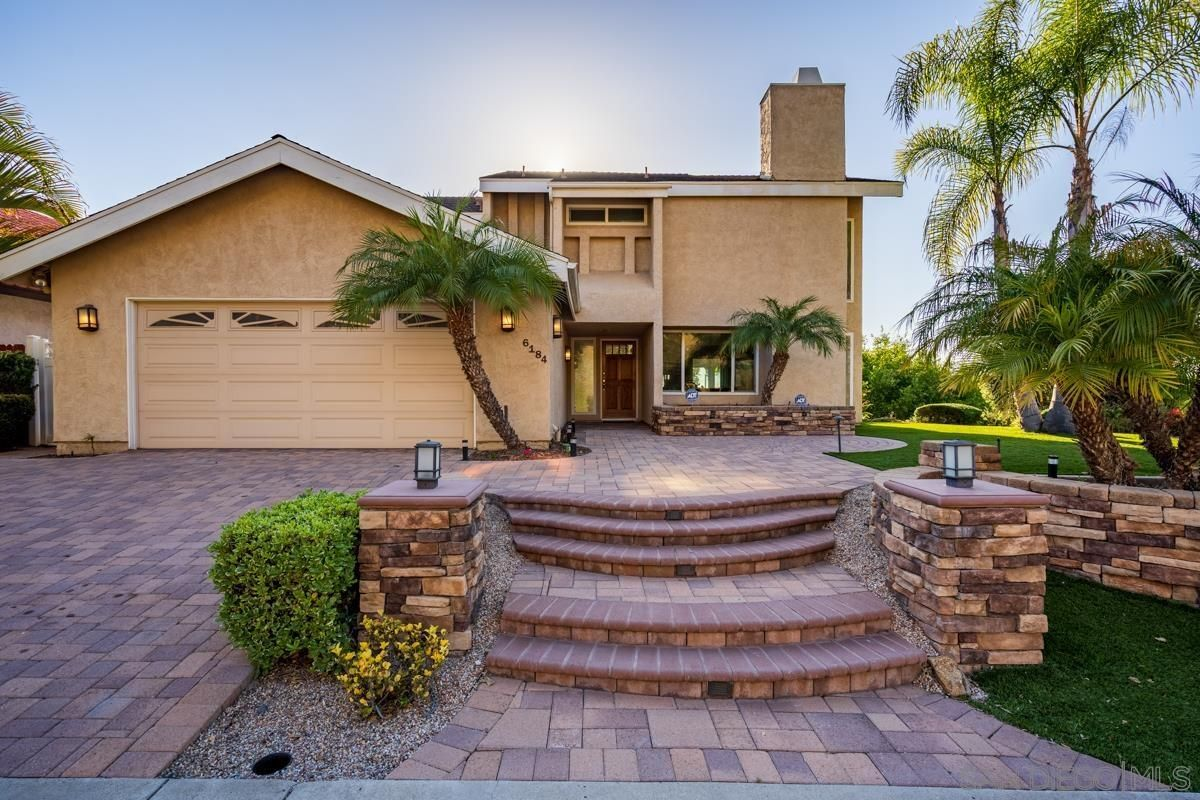 Main Photo: House for sale : 4 bedrooms : 6184 Lourdes Ter in San Diego