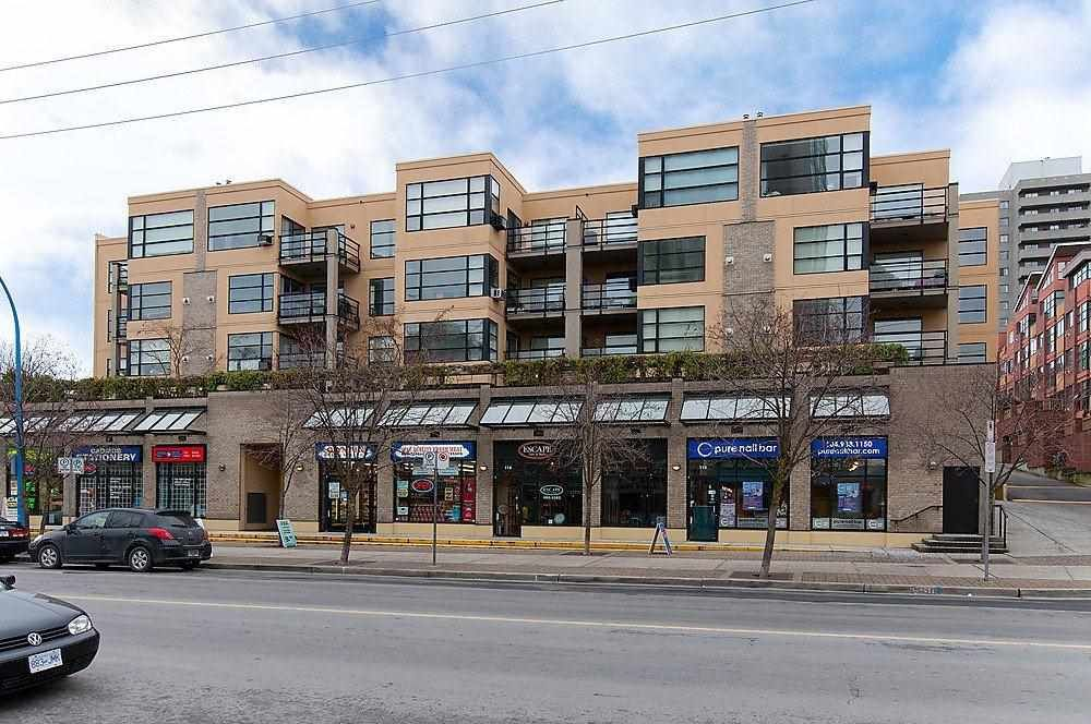 """Main Photo: 409 124 W 3RD Street in North Vancouver: Lower Lonsdale Condo for sale in """"THE VOGUE"""" : MLS®# R2245605"""