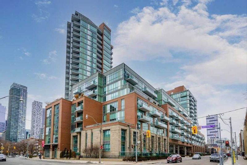 FEATURED LISTING: S708 - 112 George Street Toronto