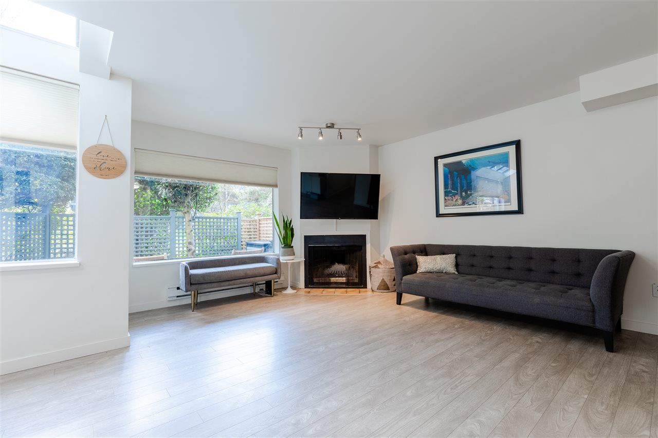 """Main Photo: 3352 MARQUETTE Crescent in Vancouver: Champlain Heights Townhouse for sale in """"Champlain Ridge"""" (Vancouver East)  : MLS®# R2559726"""