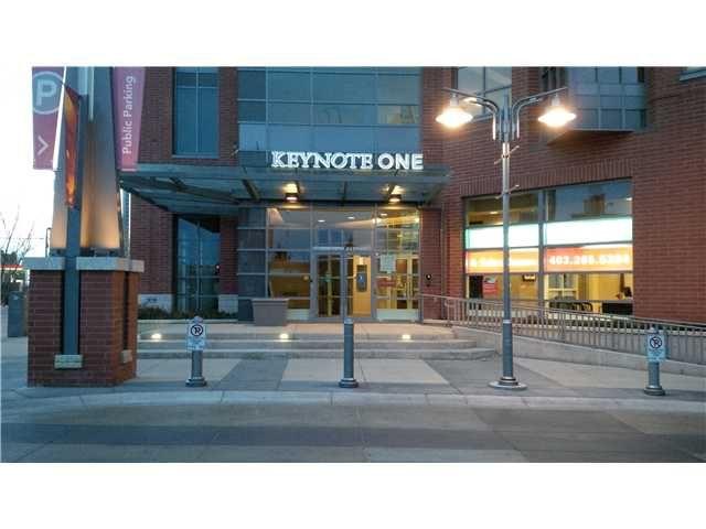 Main Photo: 706 220 12 Avenue SE in CALGARY: Victoria Park Condo for sale (Calgary)  : MLS®# C3567835