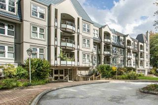 "Photo 1: 122 99 BEGIN Street in Coquitlam: Maillardville Condo for sale in ""LE CHATEAU"" : MLS®# R2344520"