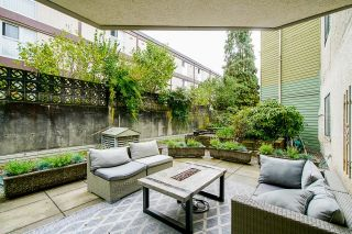 """Photo 27: 106 327 NINTH Street in New Westminster: Uptown NW Condo for sale in """"Kennedy Manor"""" : MLS®# R2621900"""