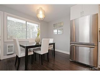 Photo 2: 6 3235 Alder St in VICTORIA: SE Quadra Row/Townhouse for sale (Saanich East)  : MLS®# 750435