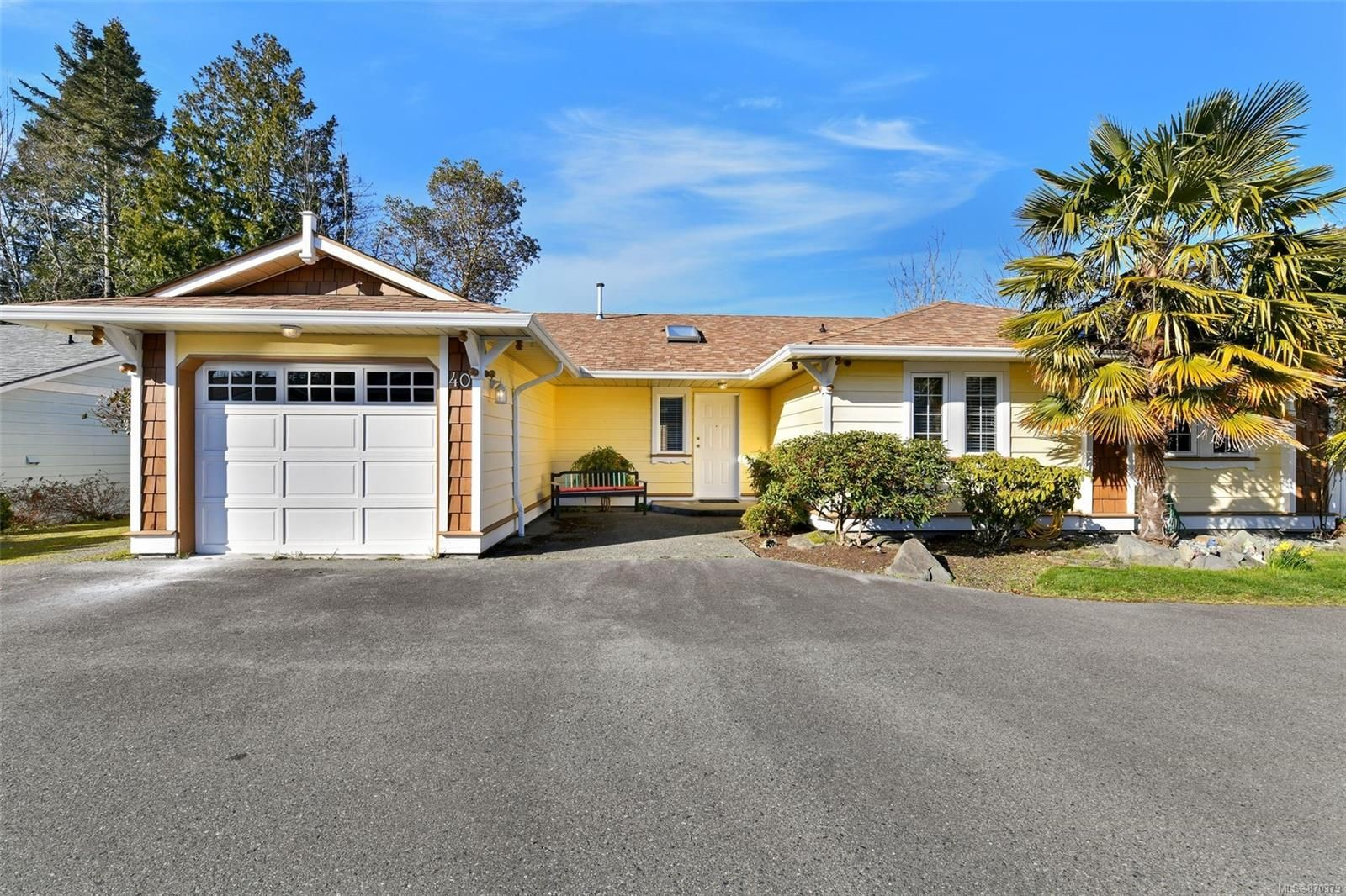 Main Photo: 40 9933 Chemainus Rd in : Du Chemainus Row/Townhouse for sale (Duncan)  : MLS®# 870379