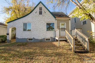 Photo 1: 376 Cathedral Avenue in Winnipeg: North End Residential for sale (4C)  : MLS®# 202124550