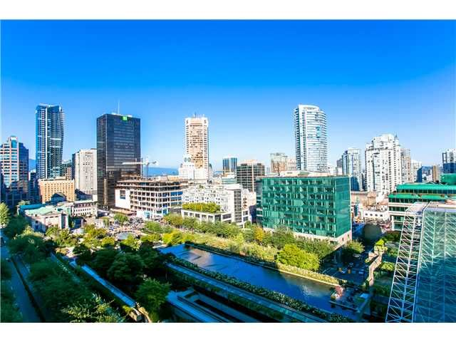 Main Photo: # 1531 938 SMITHE ST in Vancouver: Downtown VW Condo for sale (Vancouver West)  : MLS®# V1019533
